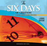 The Six Days of Creation: Audio download