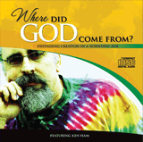Where Did God Come From?: Audio download
