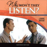 Why Won't They Listen?: Audio download