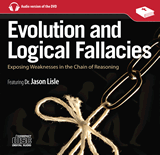 Evolution and Logical Fallacies: Audio download