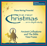 The First Christmas: Audio download