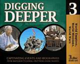 History Revealed: Digging Deeper - Volume 3: Audio download