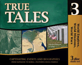 History Revealed: True Tales - Volume 3: Audio download