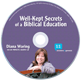 Well-Kept Secrets of a Biblical Education: Audio download