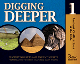 History Revealed: Digging Deeper - Volume 1: Audio download