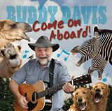 Buddy Davis: Come On Aboard (MP3s): 01 Genesis 1:27