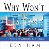 Why Won't They Listen?: Audiobook