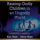 Raising Godly Children in an Ungodly World: Audiobook