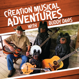 Buddy Davis: Creation Musical Adventures: MP3