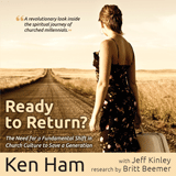 Ready to Return Audiobook: Audio download
