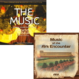 Music of the Ark Encounter & Creation Museum Combo: Audio Download Combo