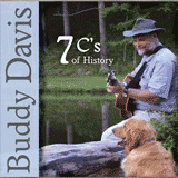 Buddy Davis: 7 C's of History: Background Vocals