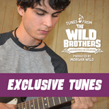 Exclusive Tunes From The Wild Brothers: MP3