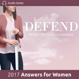 2017 Answers for Women Conference Audio