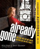 Already Gone Audiobook: MP3