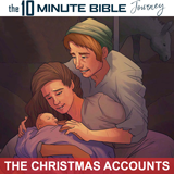 The 10 Minute Bible Journey Christmas Accounts
