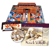 Noah's Big Animal Adventure Pack