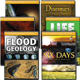 Creation Museum 6 DVD Collection
