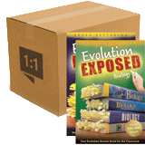 Evolution Exposed Power Pack: Mixed case of 36