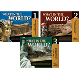 History Revealed: What in the World? Volumes 1–3