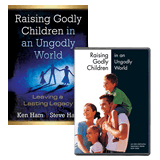 Raising Godly Children Pack