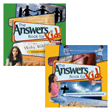 The Answers Book for Kids Set, Volumes 3 & 4