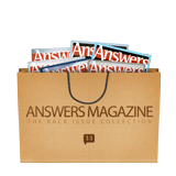 Answers Magazine - The Back Issue Collection!