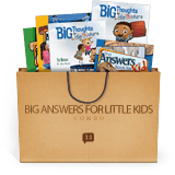 Big Answers for Little Kids Combo