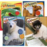 Kids Answers Mini-magazine 4-pack