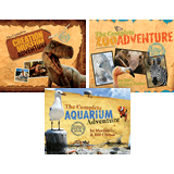 The Complete Adventure Book Series