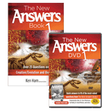 New Answers DVD 1 & Book 1
