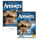 New Answers DVD 2 & Book 2 Set
