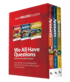 The New Answers Book Set