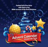 Advent Calendar Christmas Quiz: 10-pack
