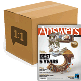 Answers Magazine, Single Issue - Vol. 6 No. 3: Case of 40