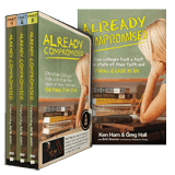 Already Compromised Book & DVD Set