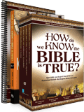 How Do We Know the Bible Is True? (Combo)