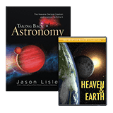 Astronomy Special Book & DVD Combo