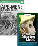 Apemen DVD/Pocket Guide Combo