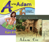 Adam Children's Book Set