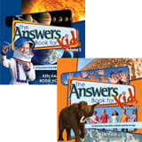 The Answers Book for Kids Set, Volumes 5 & 6