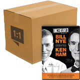 Uncensored Science: Bill Nye Debates Ken Ham: Case of 60