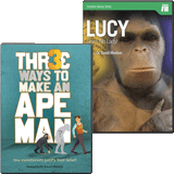 Three Ways to Make an Ape Man and Lucy - She's No Lady Combo