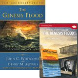 The Genesis Flood Book and DVD Combo