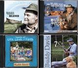 Buddy Davis CD 4 Pack