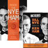 Inside the Nye-Ham Debate Book and DVD Combo