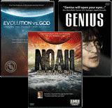 Evangelism DVD Pack