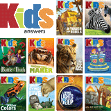 Kids Answers 10 Issue Collection