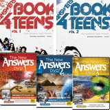 Answers for Teens Combo