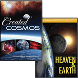 The Heaven & Earth and Created Cosmos Combo